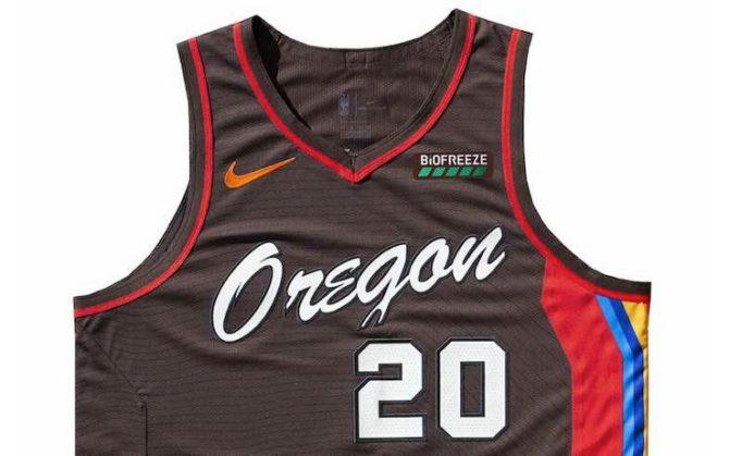Portland Trail Blazers - City edition 2021