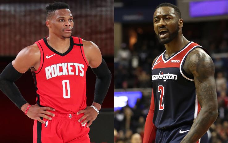 NBA- Clamoroso! Confermata trade Westbrook-Wall