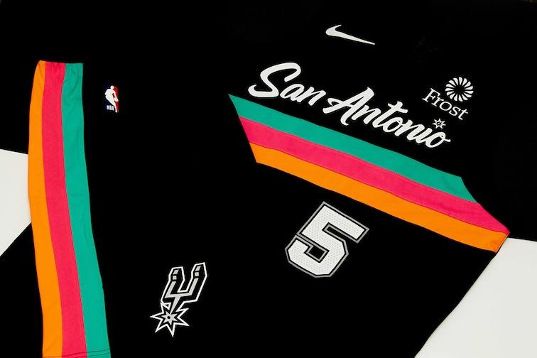 San Antonio Spurs - City edition 2021