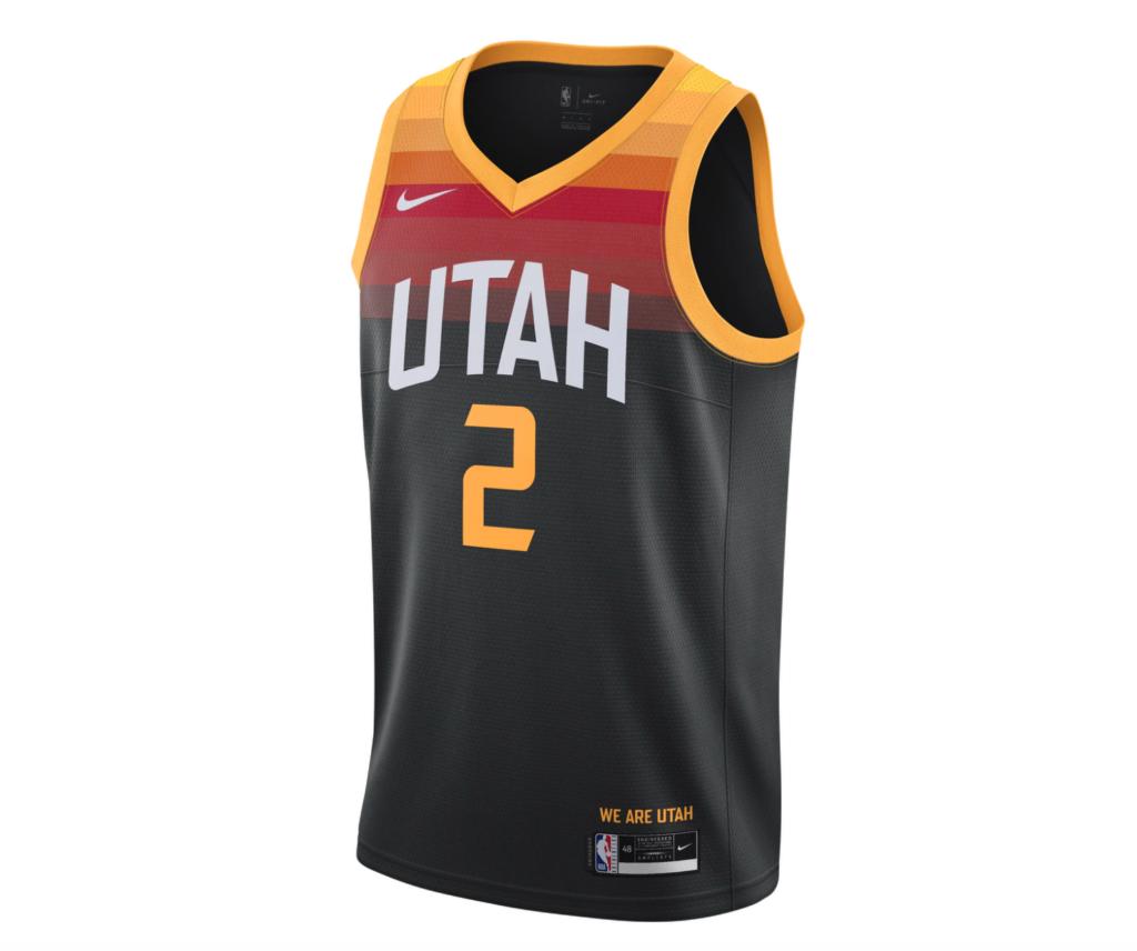 Canotta Utah Jazz - City edition 2021