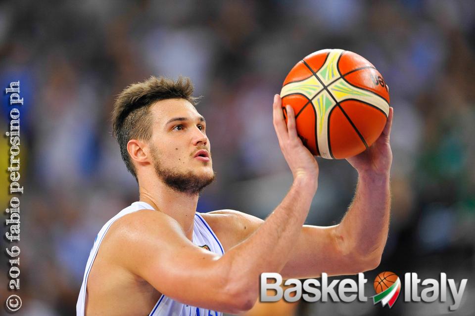 NBA – Danilo Gallinari out almeno due settimane per distorsione alla caviglia