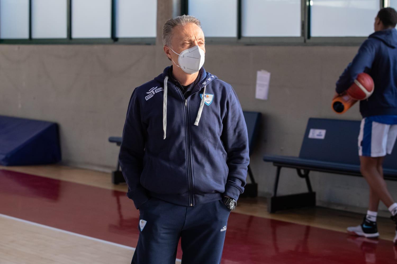 Italbasket: Bucchi, Galbiati e Fois nello staff di Sacchetti. La FIP ringrazia Maffezzoli e Conti
