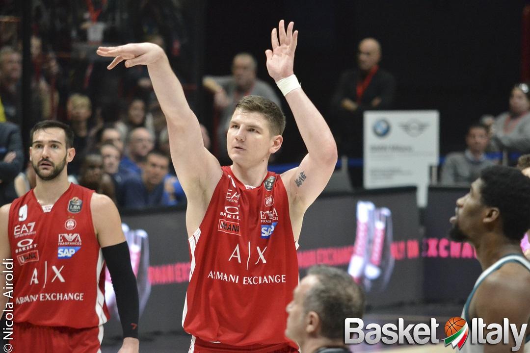 #EuroLeague: Lo Zenit batte lo Zalgiris nella sfida Playoff con un super Gudaitis