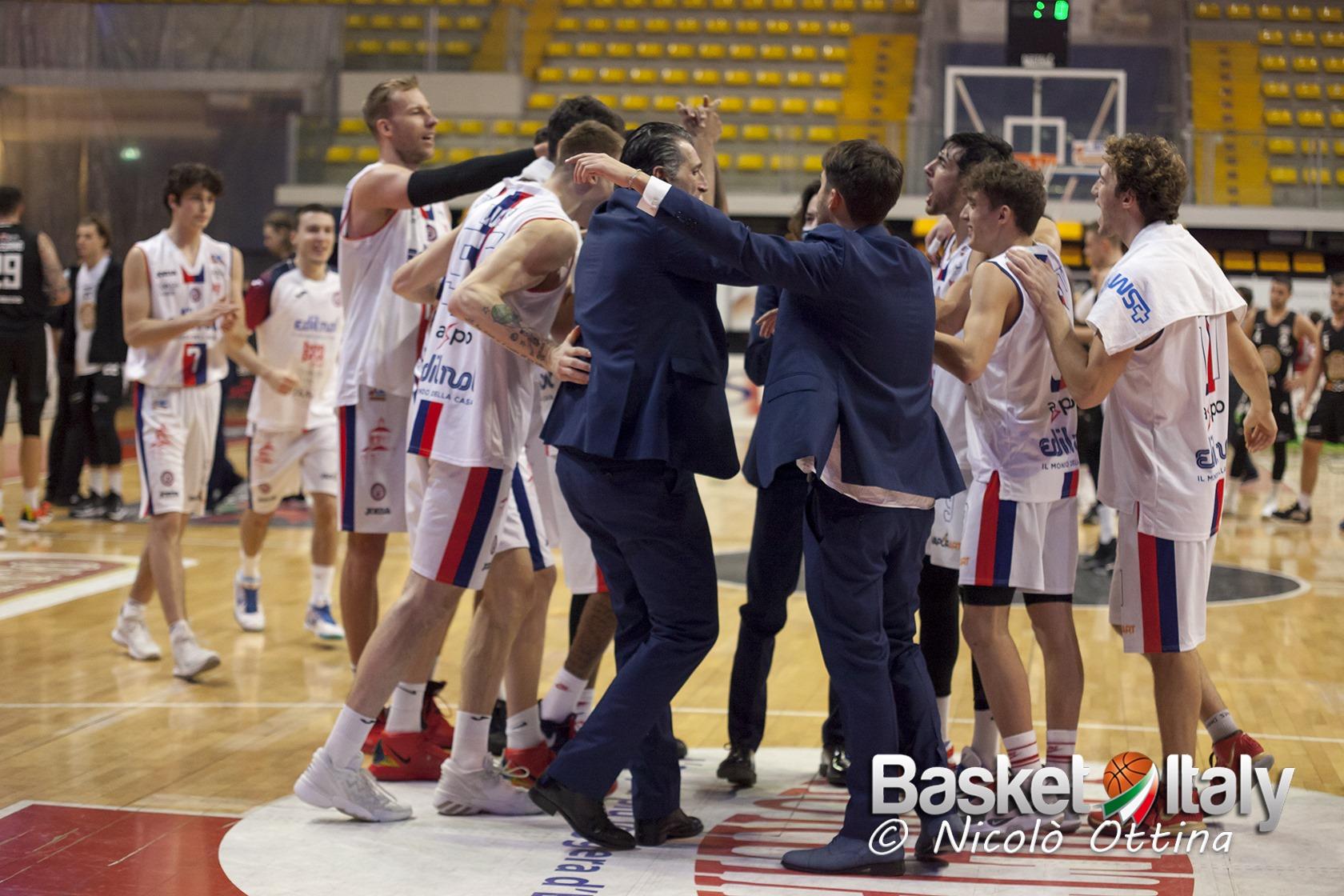 """#SerieA2 – Iacopo Squarcina: """"Questa vittoria è un premio che ci meritiamo"""""""