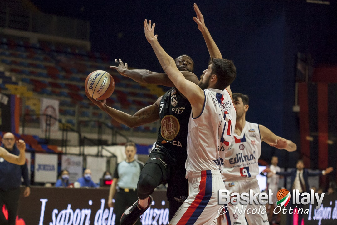 #SerieA2: Vittoria convincente per l'Apu Udine sull'Orlandina