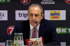 Ettore Messina, Berlino, 2021-01-14
