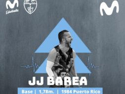 J.J. Barea, Movistar Estudiantes, 2021-01-23