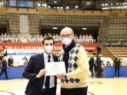 Marco Legovich, Mario Ghiacci, Trieste, 2021-01-06