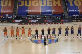 Barça Valencia Basket, Barcelona, 2021-01-07