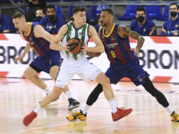 Nenad Dimitrijevic Adam Hanga, Barcelona, 2020-12-20