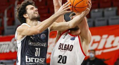 Michele Vitali, Brose Bamberg, 2021-01-12