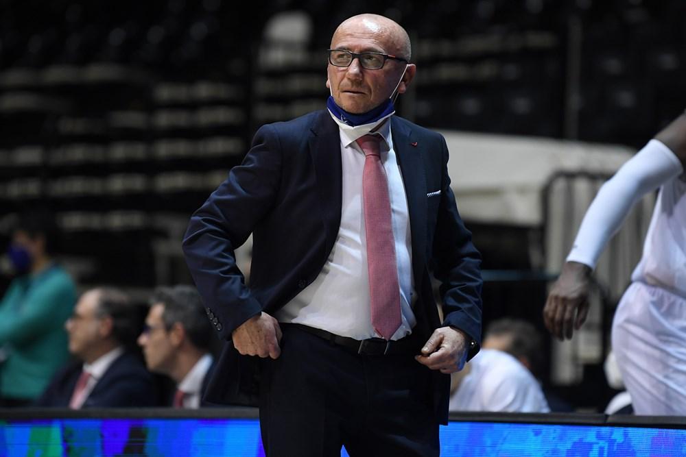 """Fortitudo Bologna. Dalmonte: """"Dobbiamo cancellare questa partita, portandoci dietro i punti che possono esserci utili"""""""