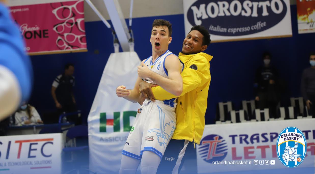 Serie A2, Girone Blu – L'Orlandina Basket domina contro Latina e vede la salvezza più vicina