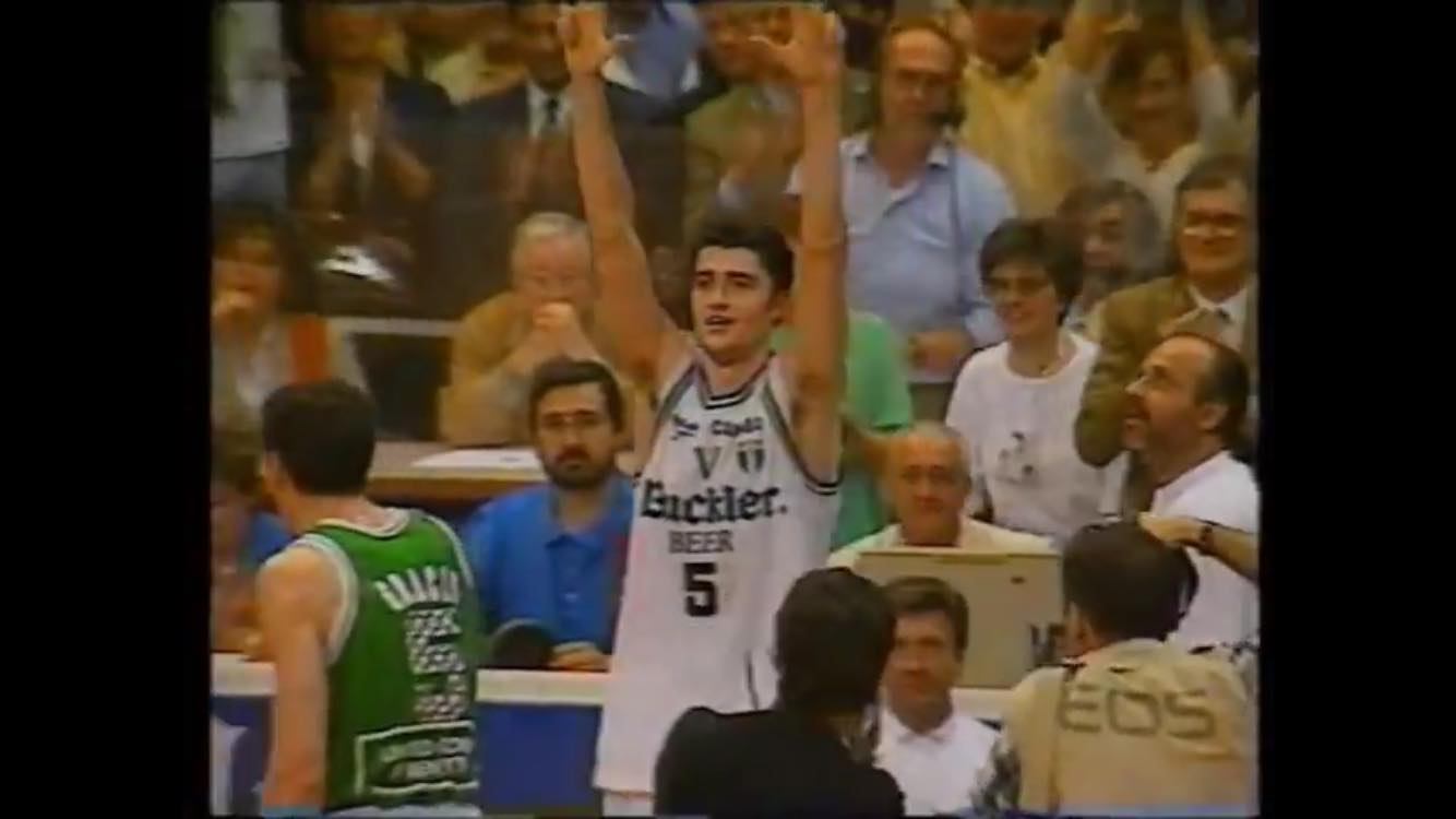 Do You Remember? Predrag Saša Danilovic, lo Zar vincente delle VuNere