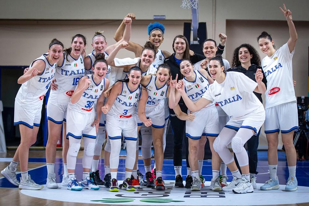 #EuroBasketWomen – Obiettivo compiuto: Italia batte Romania e sarà all'EuroBasket