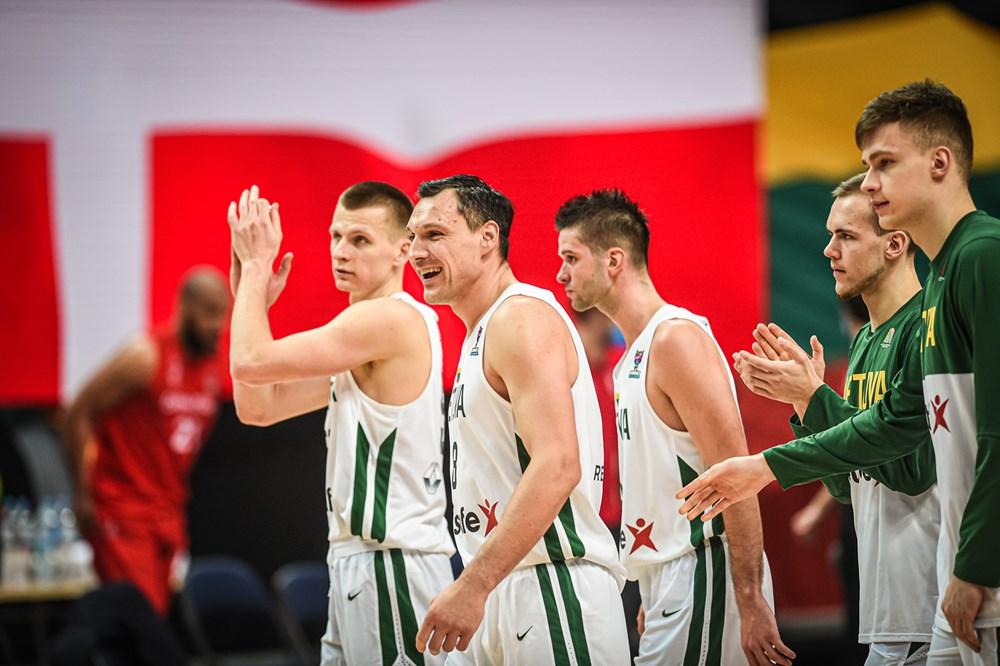 #EuroBasket2022: La Lituania stacca l'ultimo biglietto sul filo di lana, qualificata l'Estonia