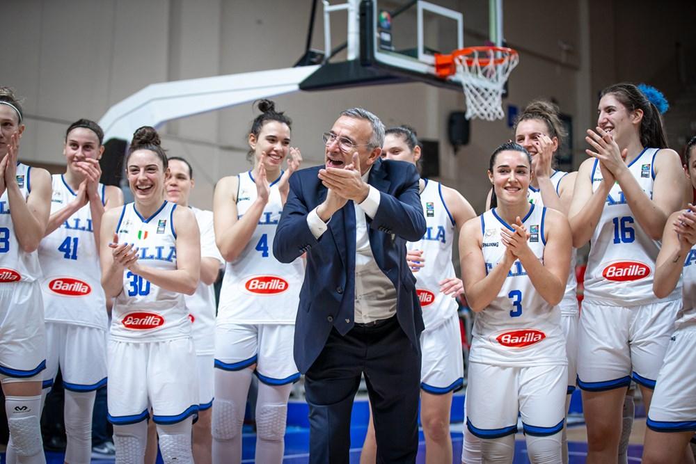 """#ItalBasket – Lino Lardo: """"Gioia incredibile, questa è una squadra vera"""""""