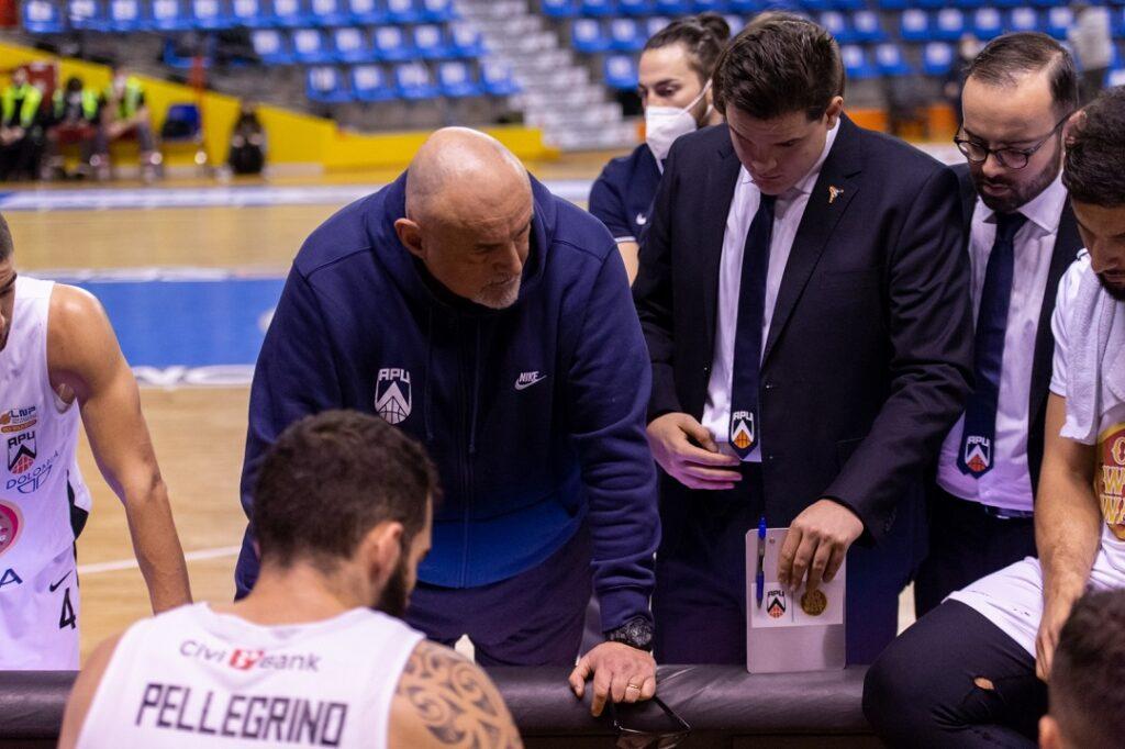 Matteo Boniciolli APU Udine