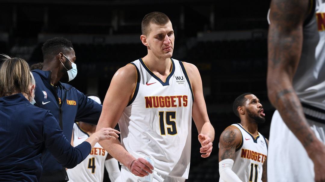 #NBA: Nikola Jokic eguaglia il suo career-high e Utah perde il primato a Ovest