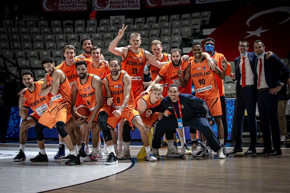 #Eurobasket2022: Turchia, Belgio e l'Olanda di Buscaglia ci saranno, Lettonia fuori!