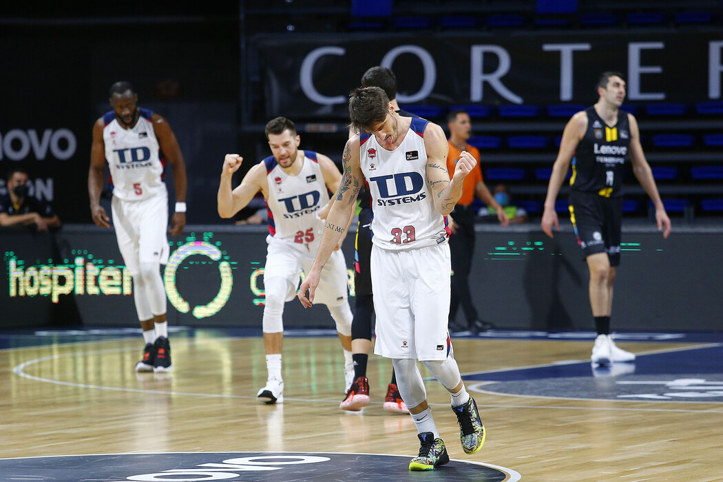 #ItalyInEurope: Cinque positivi al Covid nel Baskonia e due partite rinviate
