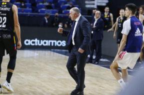 Pablo Laso, Madrid, 2021-02-13