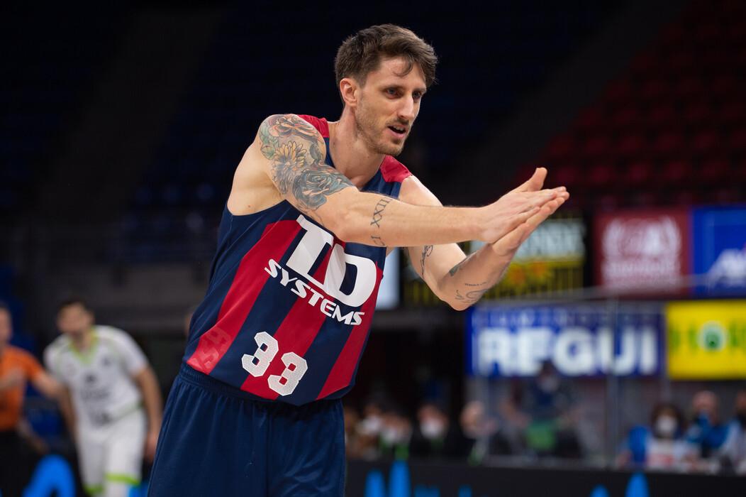 #ItalyInEurope: Vittoria Baskonia in ACB, Achille Polonara MVP; Gentile ancora convalescente