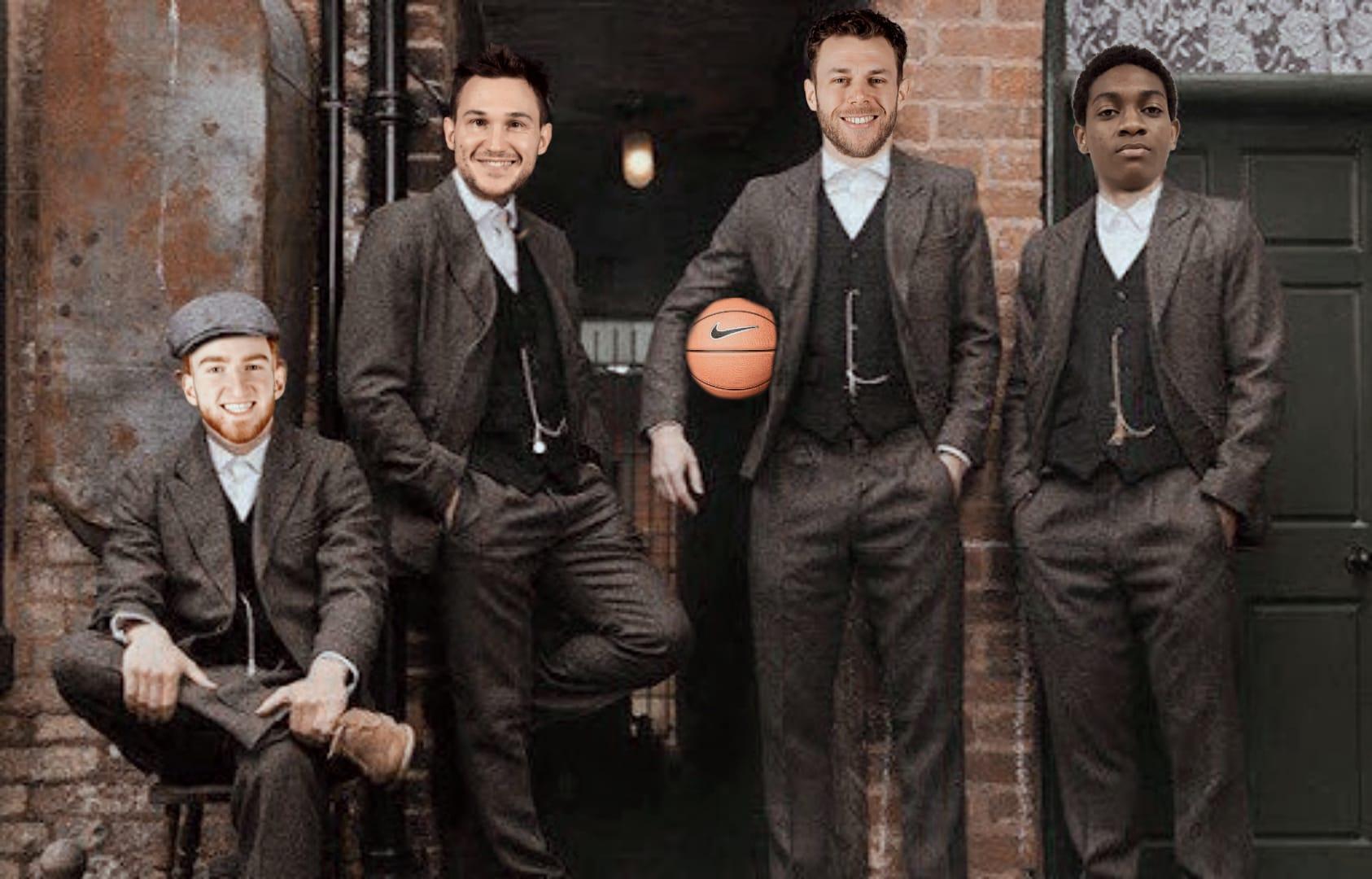 #NBA – Gallo, Nik, Ginger e Paul Nazionale: The Italian Job