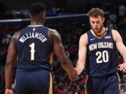 Memphis Grizzlies v New Orleans Pelicans