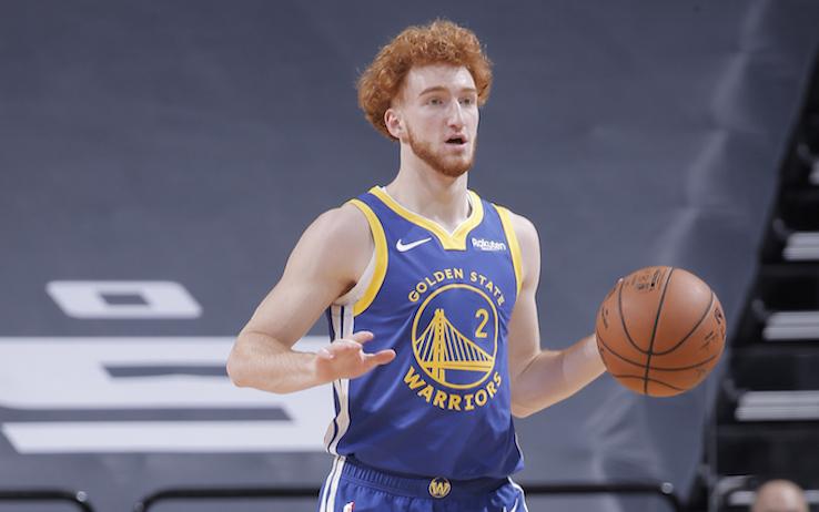 NBA – Golden State richiama Nico Mannion dalla G-League