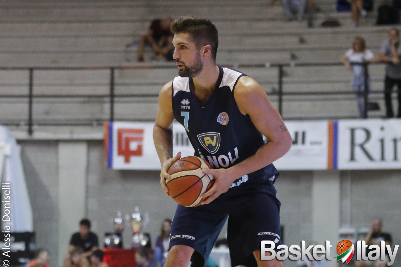 Fabio Mian lascia ufficialmente la Vanoli Basket Cremona