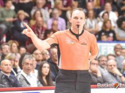 Manuel Mazzoni arbitro