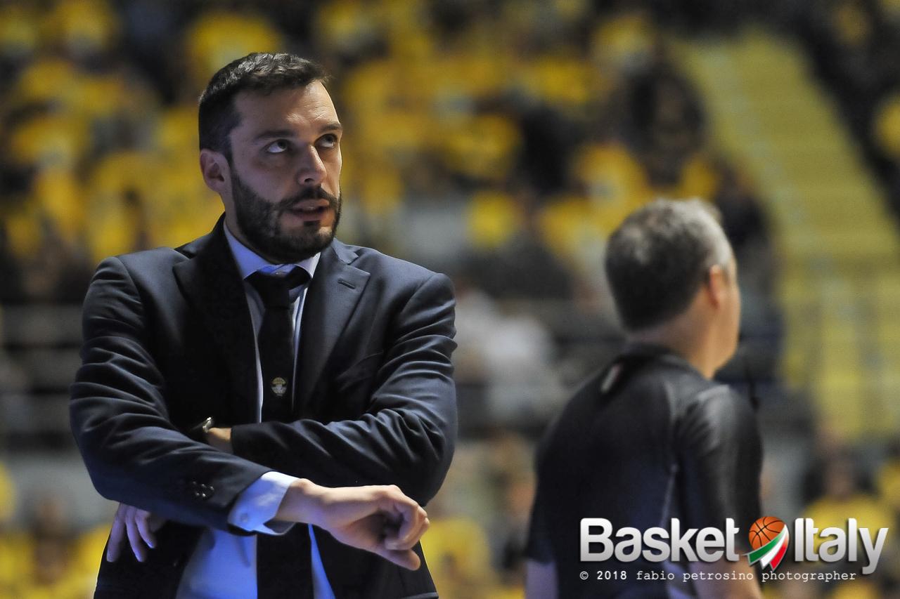 """#LBA Galbiati: """"Contento delle prestazioni di Mian e Hommes"""""""