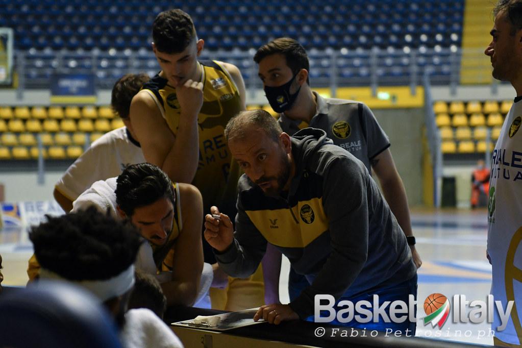 Serie A2, Girone Verde – La Reale Mutua Torino domina contro l'Orlandina Basket, finisce 110-76