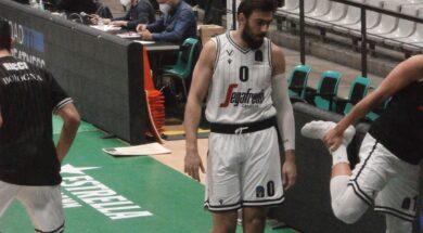 Amedeo Tessitori, Badalona, 2021-03-26