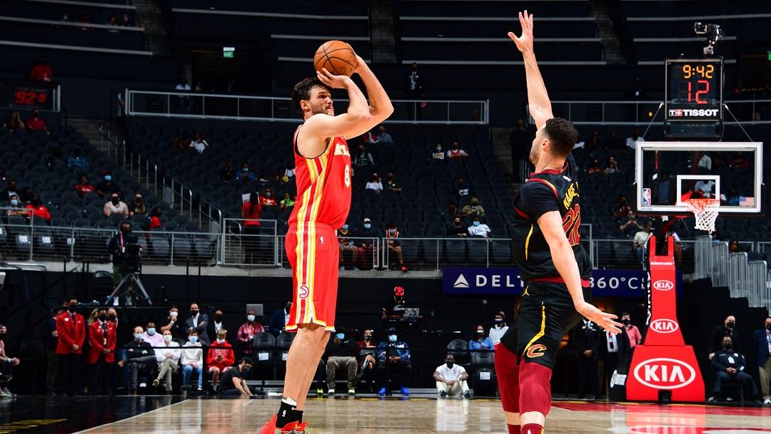 #NBA: Gli Hawks di Danilo Gallinari suonano l'ottava; LeBron James si fa male ed esce
