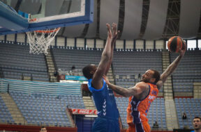 Derrick Williams, San Sebastian, 2021-03-14
