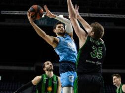 Alessandro Gentile, Madrid, 2021-03-07