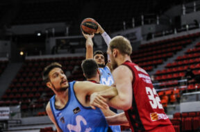 Alessandro Gentile, Zaragoza, 2021-03-20
