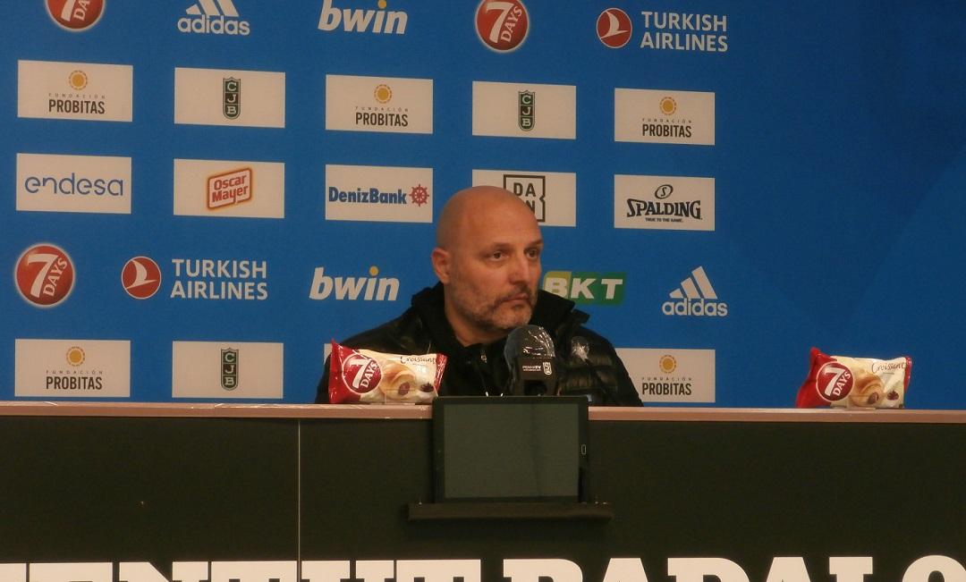 "#EuroCup – Sasha Djordjevic: ""Bella vittoria di squadra, bravi a tener duro"""
