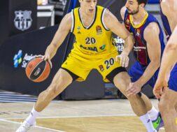 Simone Fontecchio, Barcellona, 2021-03-26 (2)