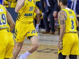 Simone Fontecchio, Barcellona, 2021-03-26