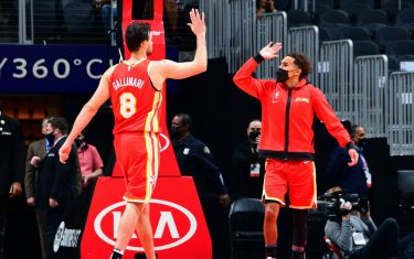 NBA – Gallinari OK, Atlanta Hawks KO