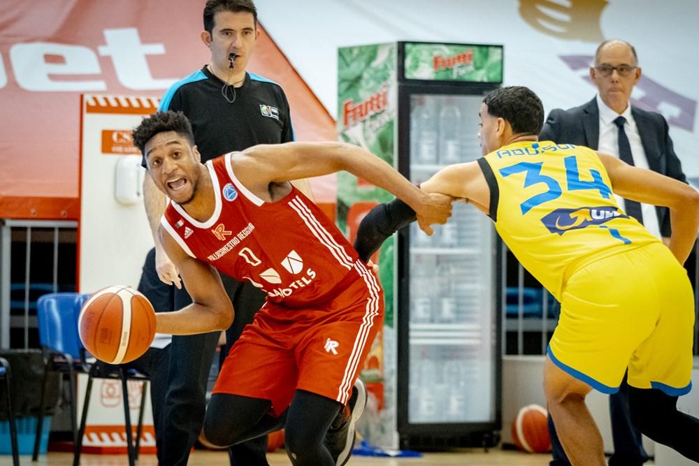Sibiu ko nel finale, Lemar porta la Reggiana ai Quarti di FIBA Europe Cup