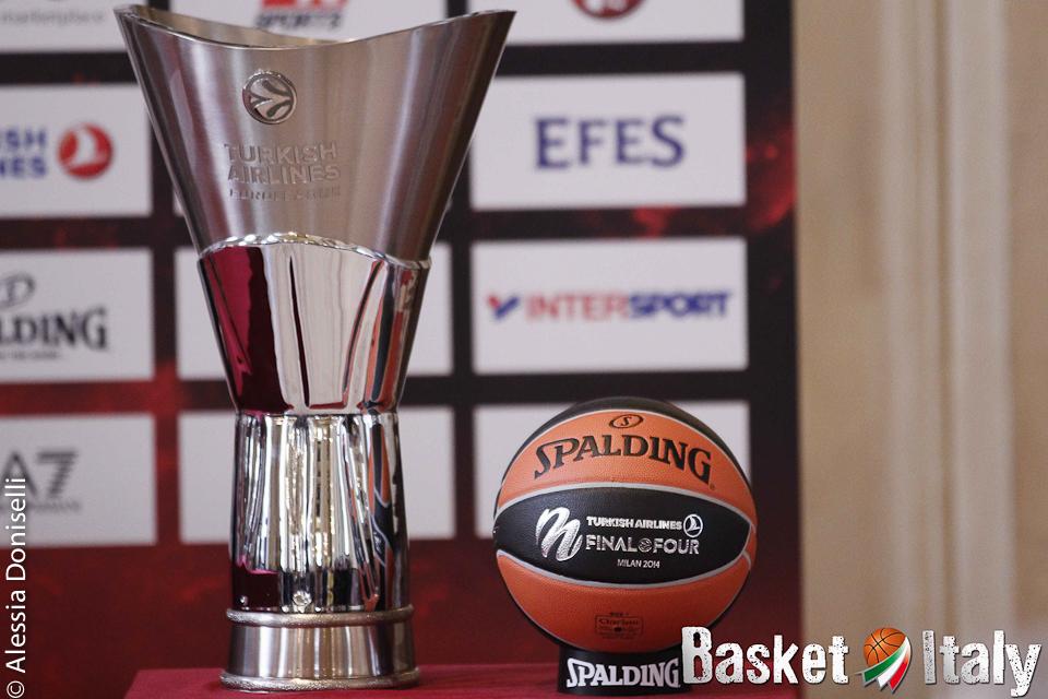 Turkish Airlines EuroLeague 2021-2022, ecco il calendario: il 30 settembre c'è Olimpia-Cska