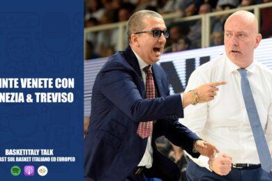 Walter De Raffaele e Max Menetti, BasketItaly Talk