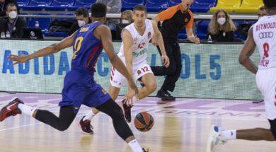 Diego Flaccadori, Barcellona, 2021-04-09 (2)