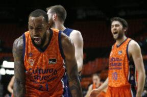 Derrick Williams, Valencia, 2020-12-20