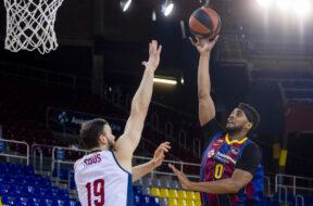 Brandon Davies, Barcelona, 2021-04-17