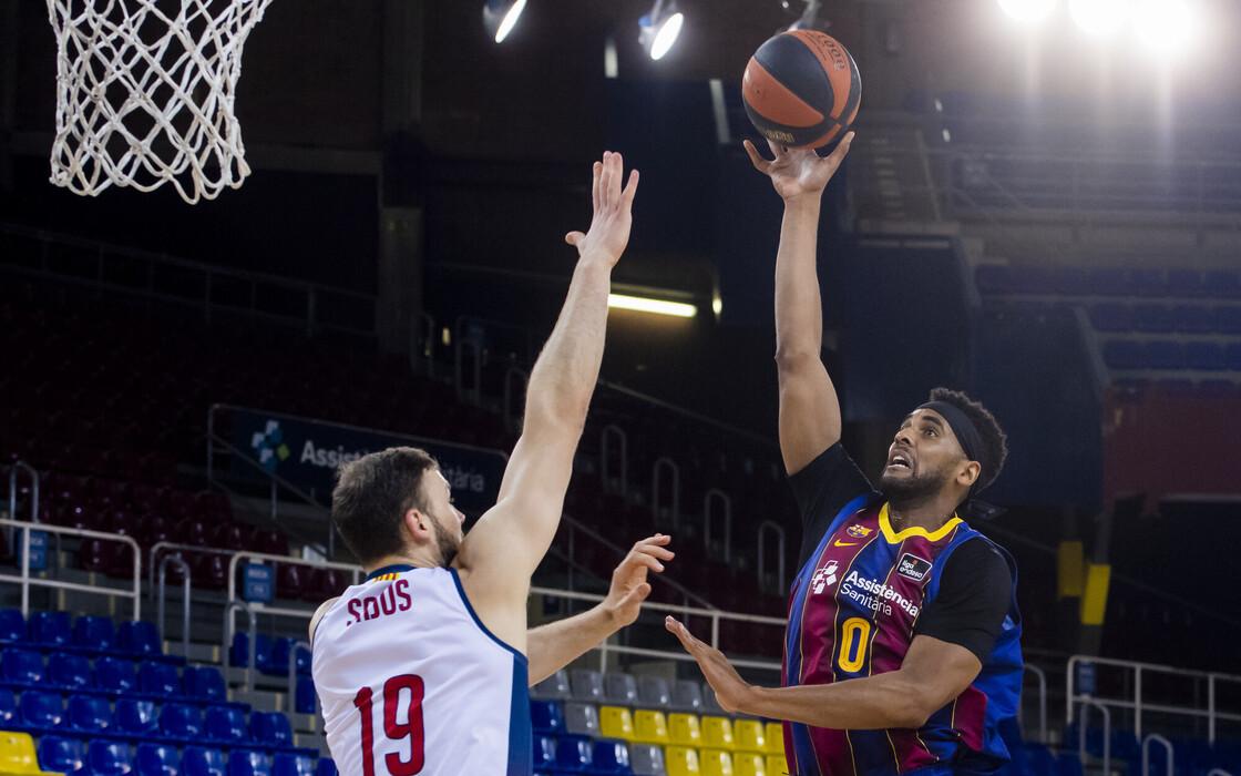 #Euroleague: il Barcellona vince a San Pietroburgo e si porta sul 2-1
